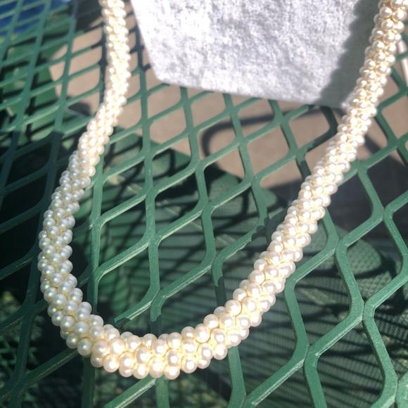 vintage necklace Cretchen necklace 70's